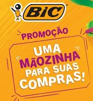 promocaobicevolution.com.br, Promoção Bic 2018 Uma Mãozinha para suas Compras