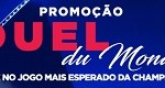 promoparis.esporteinterativo.com.br, Promoção Duel du Monde Esporte Interativo