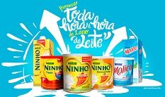 www.promoumanodeleitenestle.com.br, Promoção Leite Ninho e Molico 2018