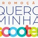 www.querominhascooter.com.br, Promoção Quero minha Scooter Cartões Riachuelo