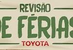 www.revisaodeferiastoyota.com.br, Promoção Revisão de Férias Toyota