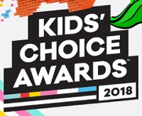 Concurso Kids Choice Awards Nickelodeon 2018