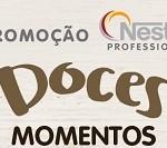 www.docesmomentosnestle.com.br, Promoção Doces Momentos Nestlé 2018