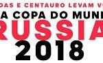 Promoção Adidas e Centauro Copa do Mundo Rússia 2018