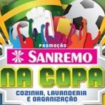 Promoção Sanremo 2018 na Copa