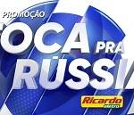 www.vaidevisa.com.br/tocaprarussia, Promoção Toca pra Rússia Visa e Ricardo Eletro