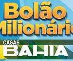 www.bolaomilionariocasasbahia.com.br, Promoção Casas Bahia Bolão Milionário