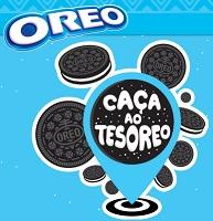 www.cacaaotesoreo.com, Promoção Caça ao TesOreo