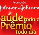 www.promocaojjbrasil.com.br, Promoção saúde todo dia Johnson & Johnson
