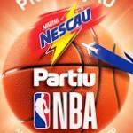 Promoção Nescau Partiu NBA 2018
