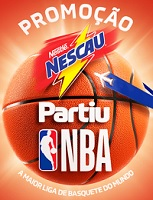 www.promonescau.com.br, Promoção Nescau Partiu NBA