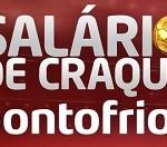 www.salariodecraque.com.br, Promoção Pontofrio Salário de Craque