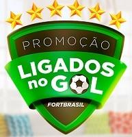 Promoção Cartão Fortbrasil Ligados no Gol