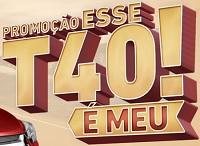 www.esset40emeu.com.br, Promoção JAC Motors Esse T40 É Meu