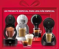 www.nescafe-dolcegusto.com.br/promo-maes, Promoção dia das mães 2018 Nescafé Dolce Gusto