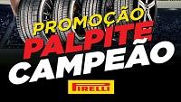 www.palpitecampeao2018.com.br, Promoção Pirelli Palpite Campeão