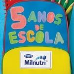 www.promocaomilnutri.com.br, Promoção Milnutri 5 Anos de Escola