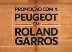 peugeotemrolandgarros.com.br, Promoção Peugeot Roland Garros