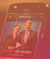 globoplay.com/motorola, Promoção Globoplay & Motorola