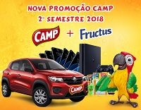 www.campshow.com.br, Promoção Camp e Fructus 2018