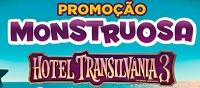 www.cinepolis.com.br/promocaomonstruosa, Promoção Monstruosa Hotel Transilvânia 3 - Cinépolis