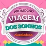 www.viagemdossonhosnickelodeon.com.br, Promoção Viagem dos Sonhos Nickelodeon