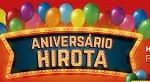 Promoção Aniversário Hirota Food 2018