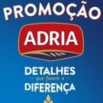 Promoção Adria 2018 detalhes que fazem a diferença