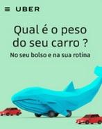 pesodoseucarro.com.br/promocao, Promoção Uber peso do seu carro