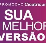 promo.cicatricure.com.br, Promoção Cicatricure sua melhor versão