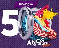 www.5asec.com.br/50anos, Promoção 5àsec - 50 anos, 50 prêmios