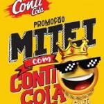 Promoção Mitei Conti Cola 2018