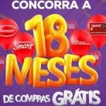 www.promocaosmart.com.br, Promoção Smart Supermercados 2018
