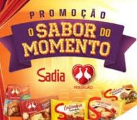 www.promosabordomomento.com.br, Promoção O sabor do momento Sadia e Perdigão