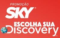 www.skyescolhasuadiscovery.com.br, Promoção Sky Escolha sua Discovery