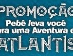 Promoção Aventura em Atlantis PBKids 2018