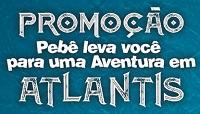 Promoção Aventura em Atlantis PBKids