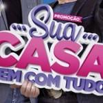 Promoção Sua Casa Vem com tudo Consórcio Magazine Luiza