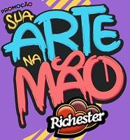 artenamaorichester.com.br, Promoção Richester arte na mão