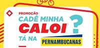 cademinhacaloi.pernambucanas.com.br, Promoção Cadê minha Caloi Pernambucanas