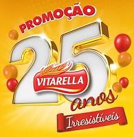 promovitarella.com.br, Promoção Vitarella 25 Anos Irresistíveis