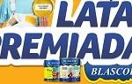 www.blascor.com/latapremiada, Promoção Lata premiada Blascor