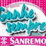 Promoção Ganhe Sempre Sanremo 2018