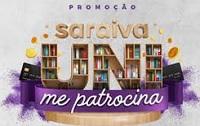 www.saraivaunimepatrocina.com.br, Promoção Saraiva Uni - Me Patrocina