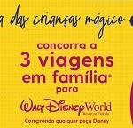 www.cea.com.br/promocao-disney-cea, Promoção dia das crianças C&A Disney 2018