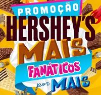 www.fanaticospormais.com.br, Promoção HERSHEY'S Mais Fanáticos Por Mais