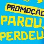 www.parouperdeu.com.br, Promoção Club Social 2018 Parou Perdeu
