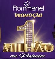 www.rommanel.com.br/promocao1milhao.html, Promoção Rommanel 1 Milhão em Prêmios