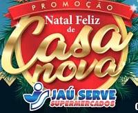 eb64809aa Promoção Jaú Serve Feliz Natal de casa nova