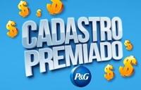 www.cadastropremiadopg.com.br, Promoção cadastro premiado P&G